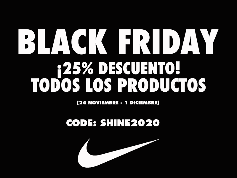 Black Friday en Nike.es