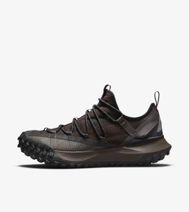 zapatillas Nike ACG Mountain Fly Low Brown Basalt 2021