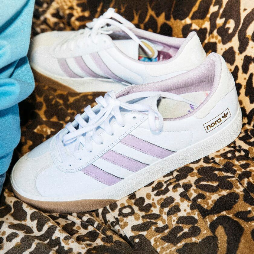 Adidas Nora Gazelle ADV 2021 Nora Vasconcellos