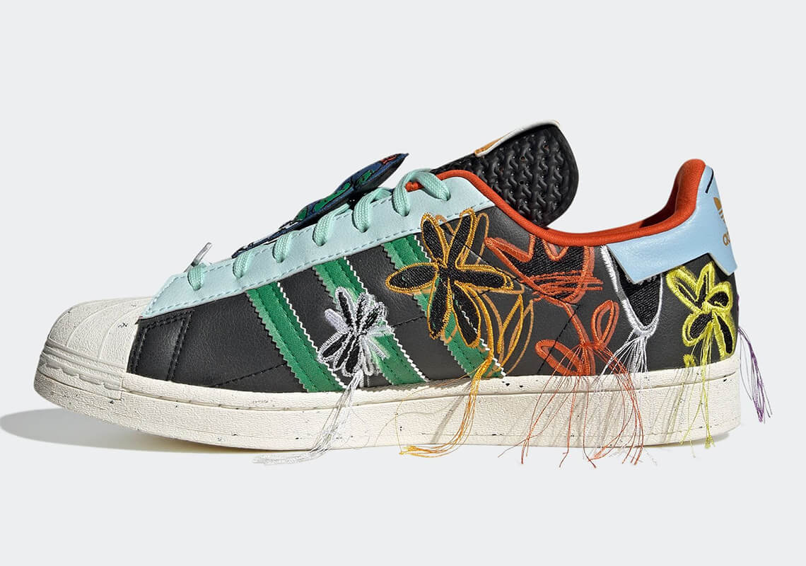 Adidas Superstar Sean Wotherspoon Superearth core black