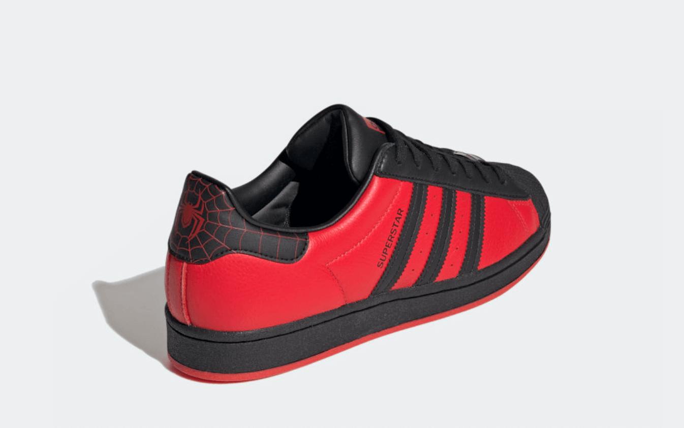 Adidas Superstar Spider-man Miles Morales Play Station 5