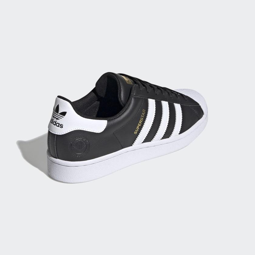 Adidas Superstar Vegan Negro