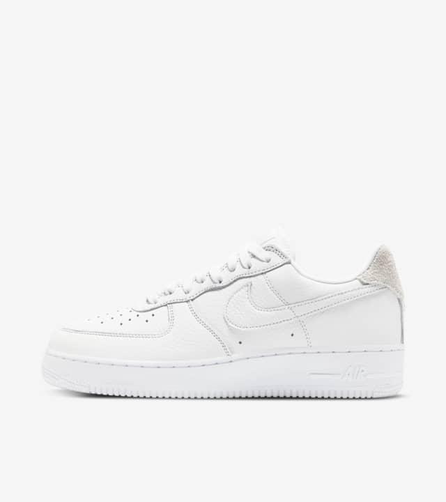 zapatillas Nike Air Force 1 Craft Vast Grey 2021