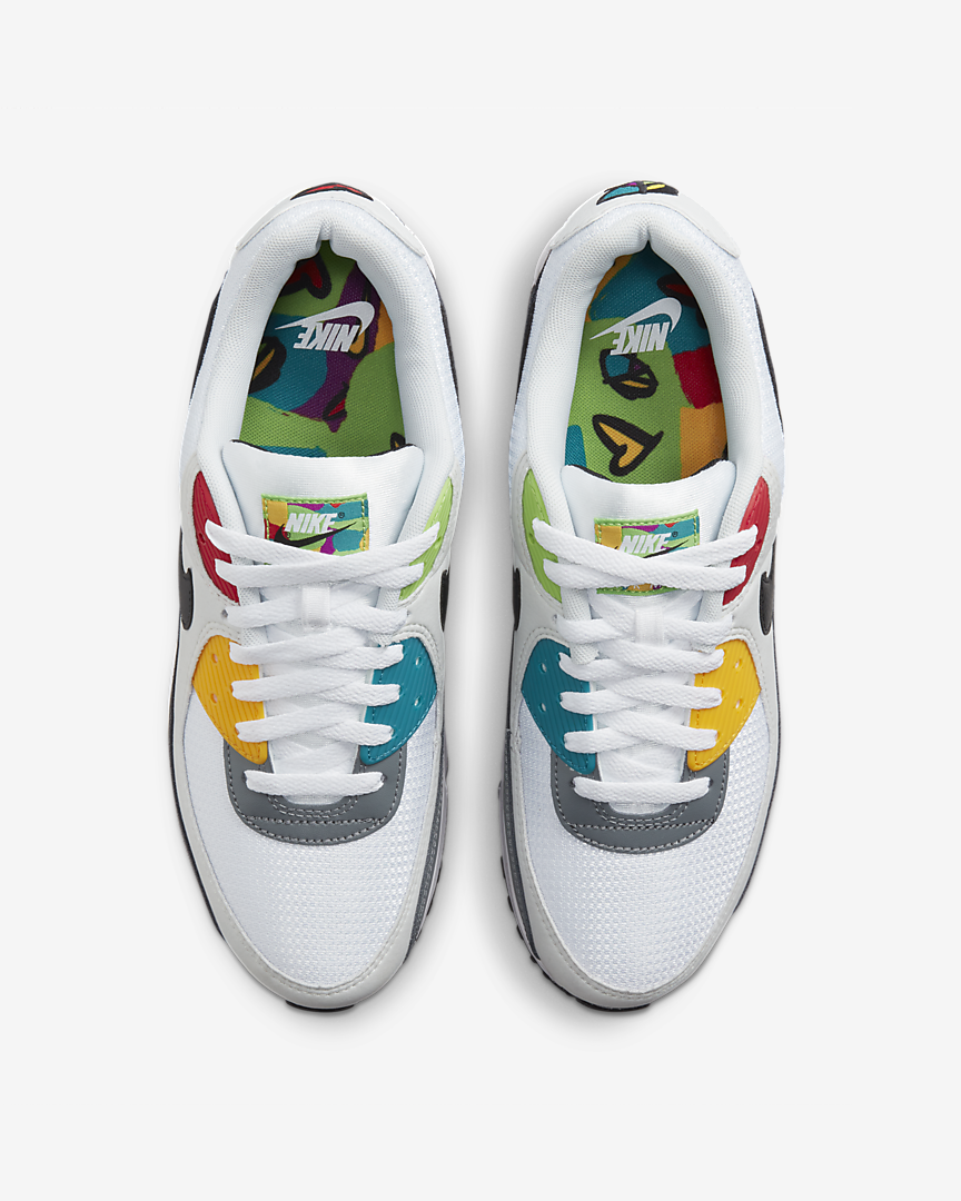 zapatillas Nike Air Max 90 Peace Love Swoosh 2021