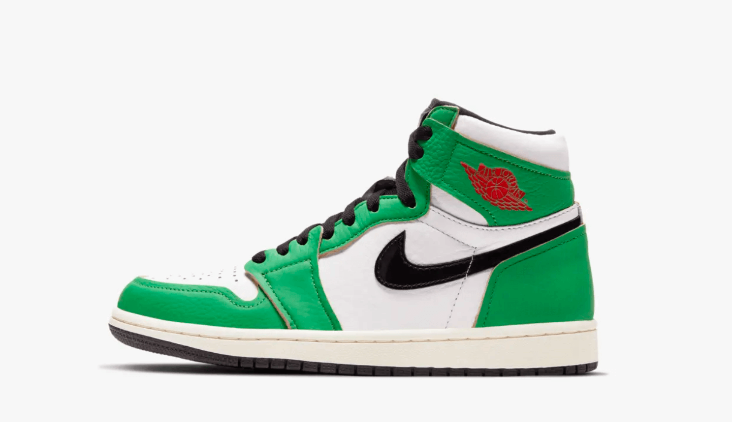 Zapatillas Air Jordan 1 High Retro Lucky Green 2020