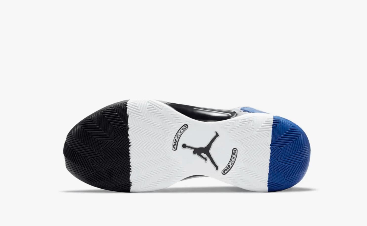 Sneakers trainers Air Jordan 35 x Fragment Base Grey