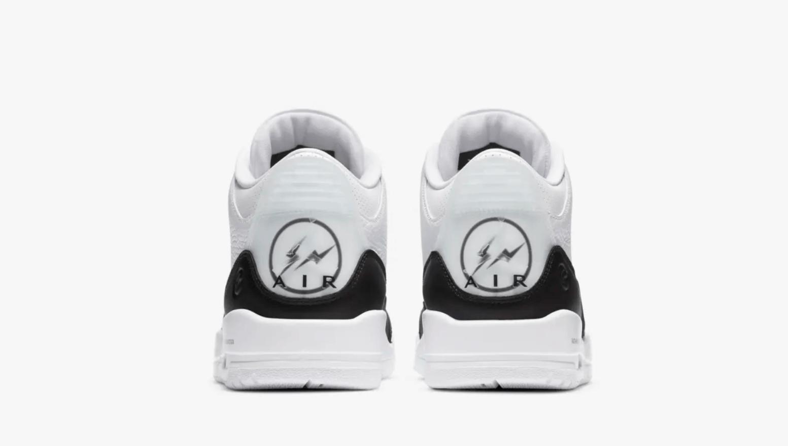 Air Jordan 3 x Fragment