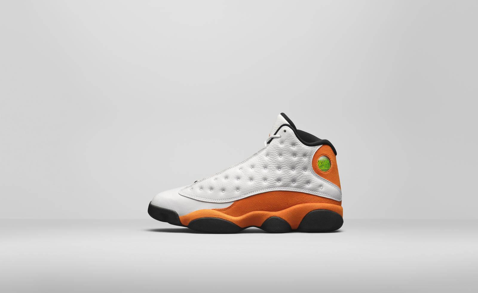 Air Jordan 13 Starfish Orange 2021