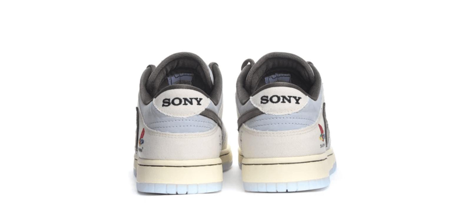 zapatillas Nike Dunk Low Travis Scott Play Station 2020