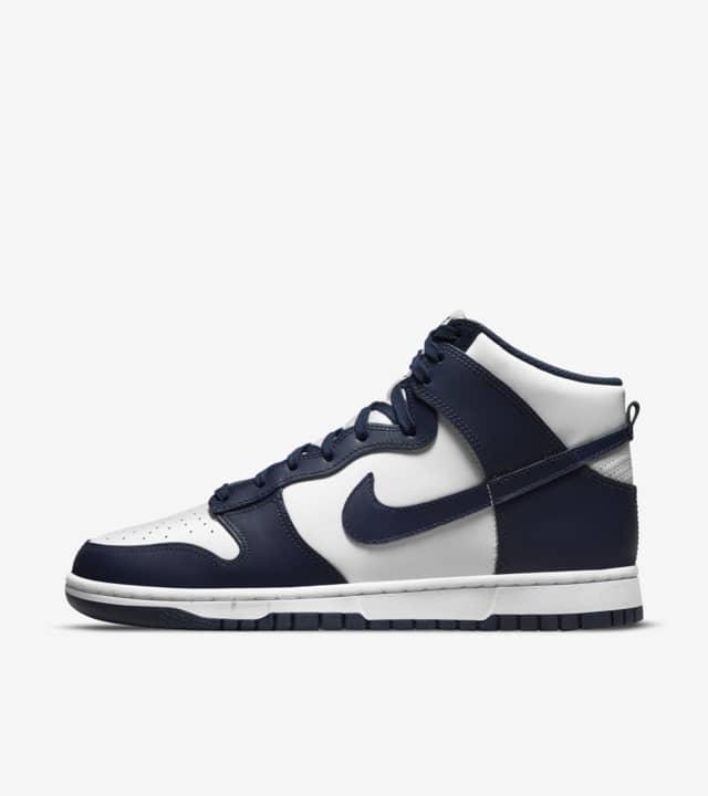 zapatillas Nike Dunk High Championship Navy 2021