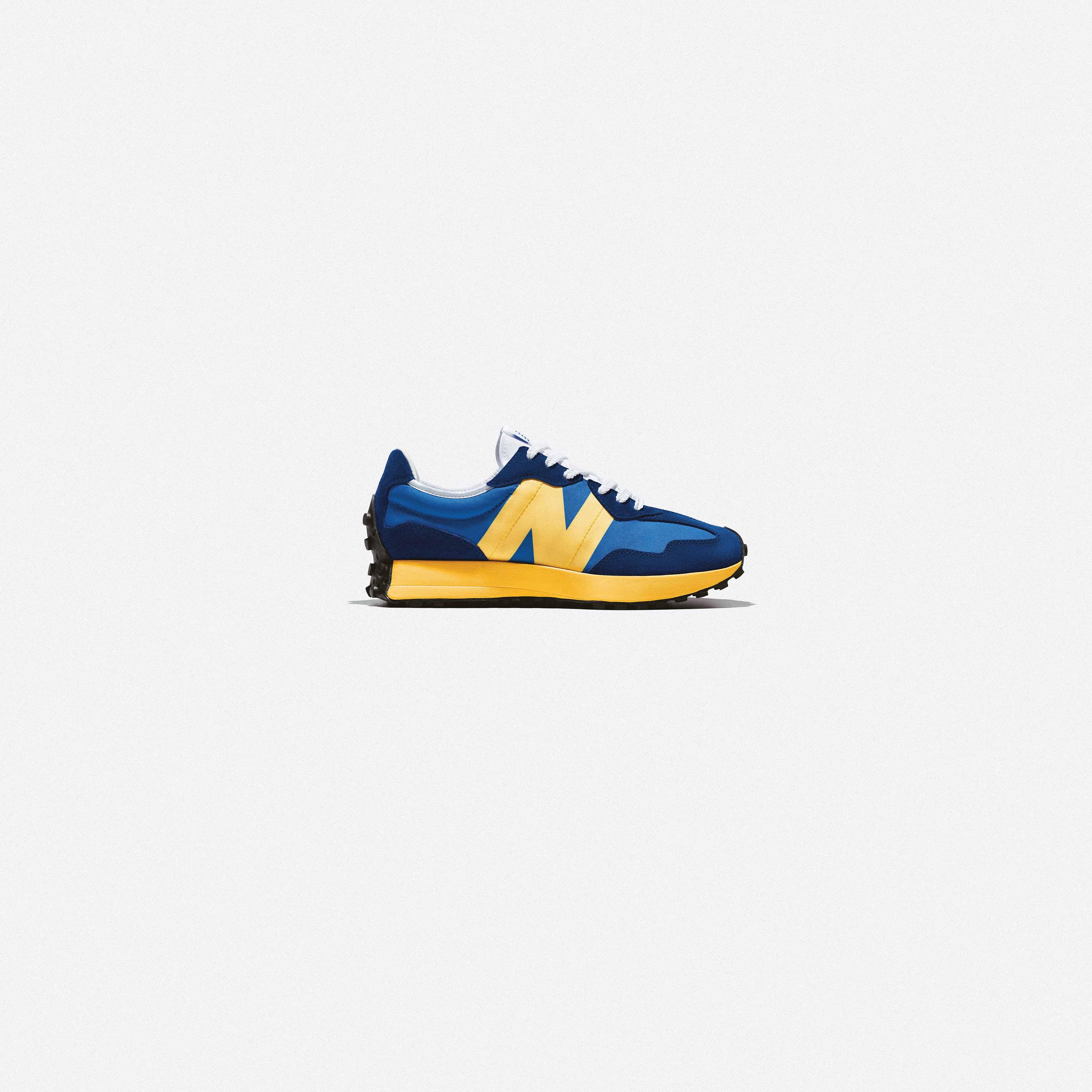 New Balance 327 Blue
