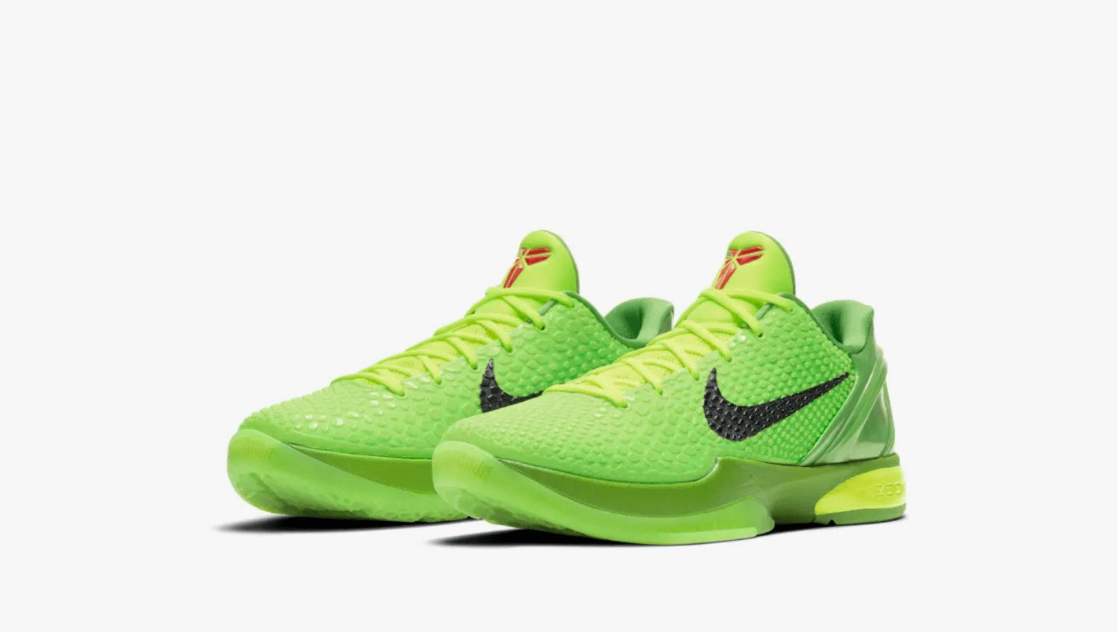 Envío Fanático tonto  🥇 NIKE Kobe 6 Proto Green Apple 2020 ++ TOP TOP++ | zapatillasysneakers.com