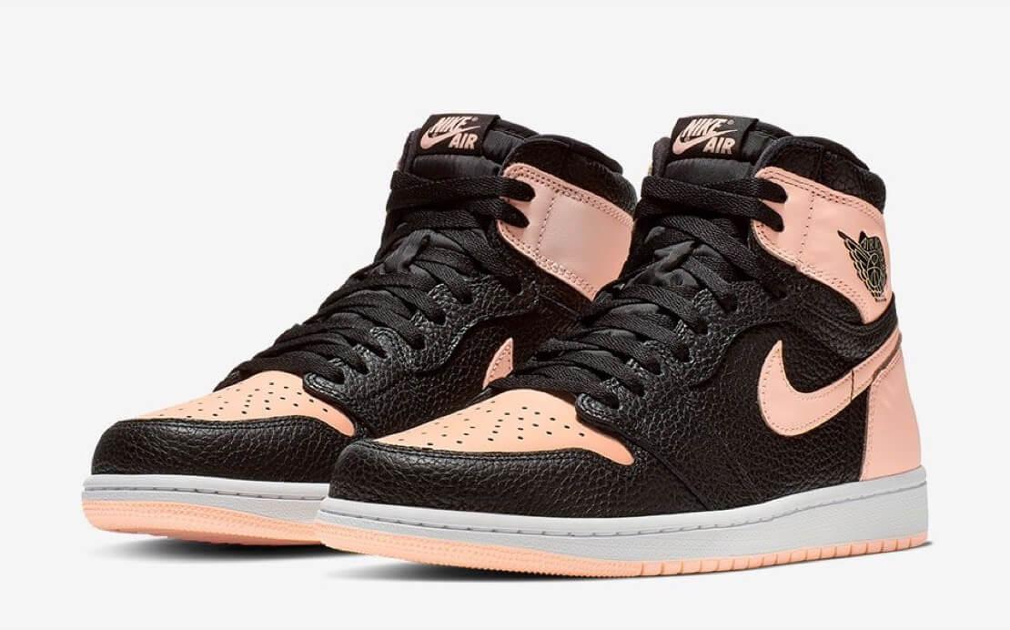 Imagen Nike Air Jordan 1 black pink