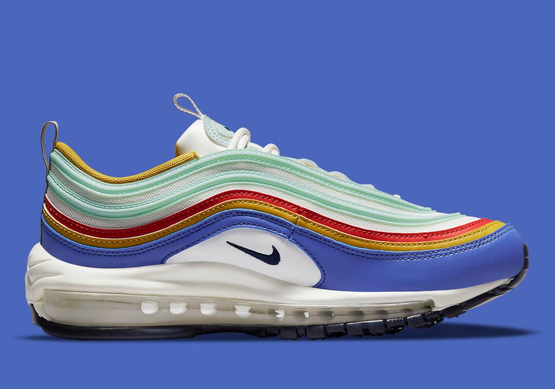 """zapatillas Nike Air Max 97 """"Multi-color"""""""