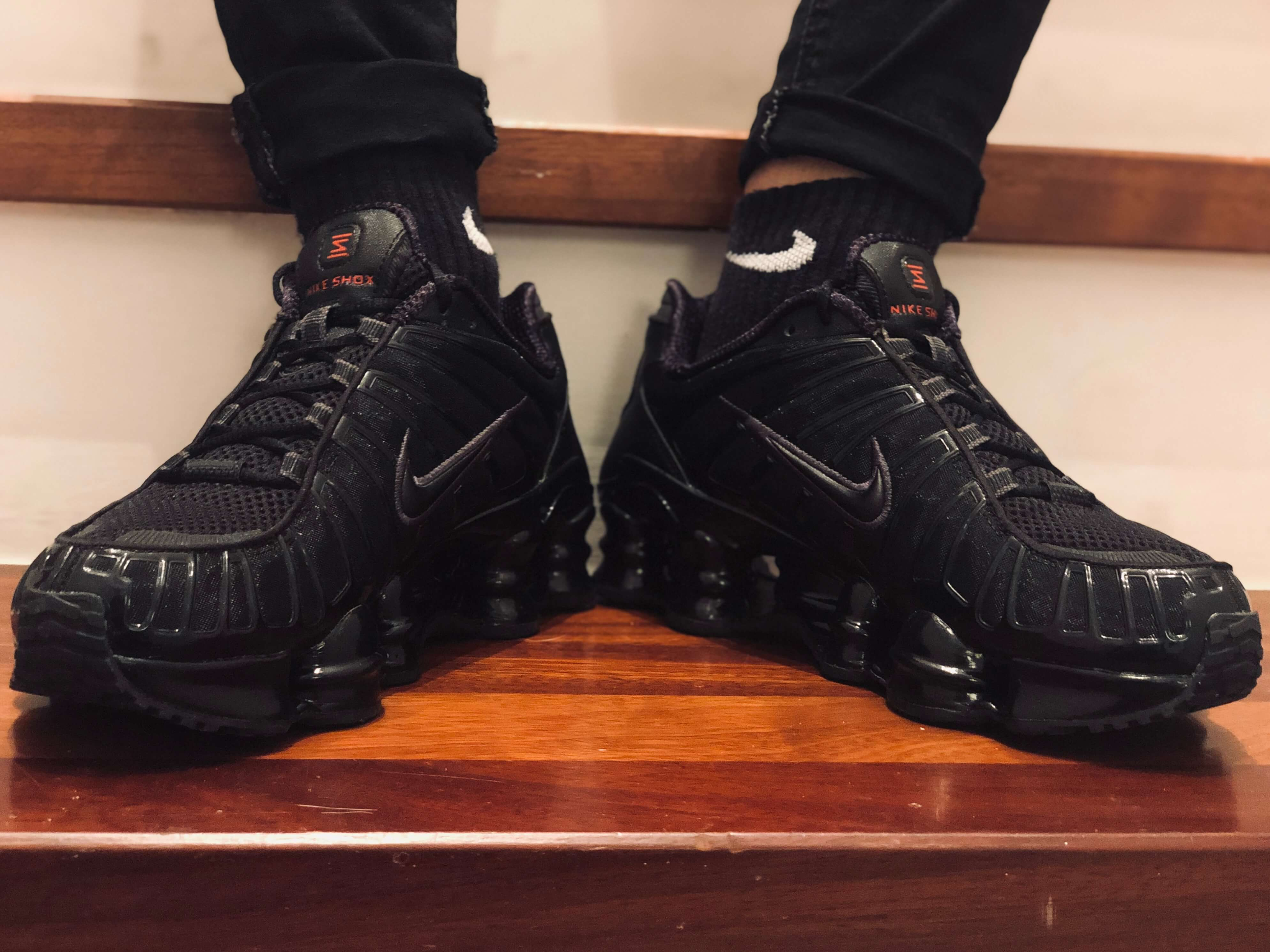 zapatillas nike shox hombre 2019