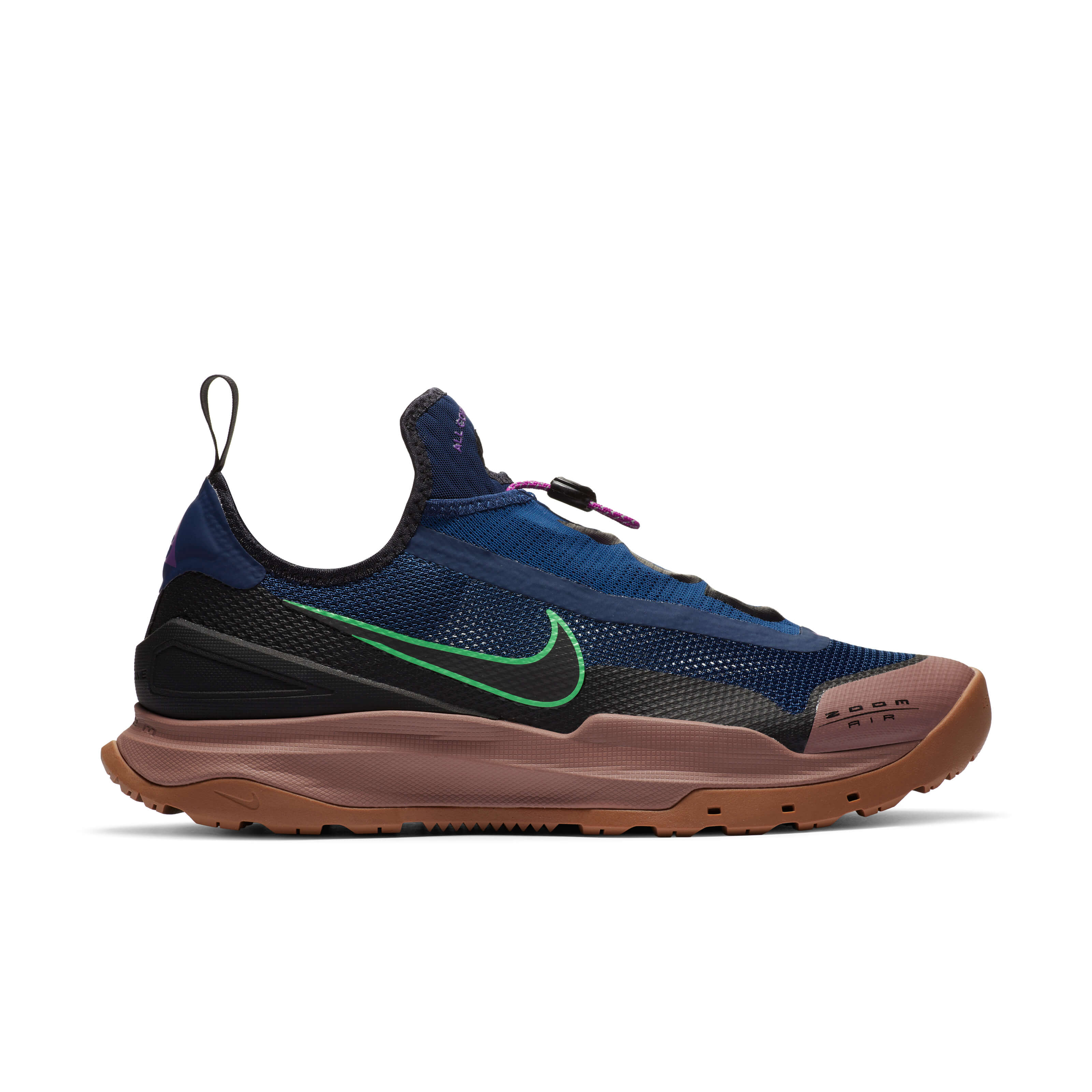 Nike ACG Air Zoom AO Azules