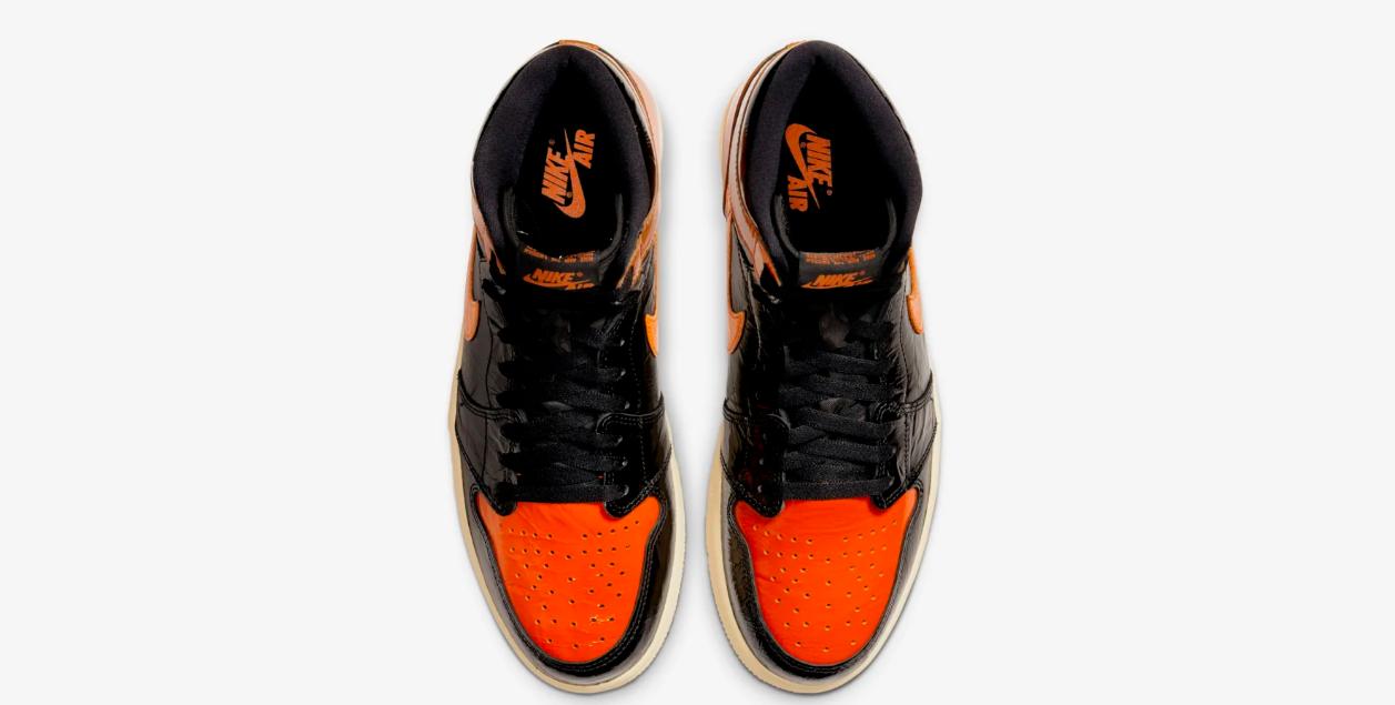 """Nike Air Jordan I Retro High OG """"Shattered Blackboard 3.0"""""""