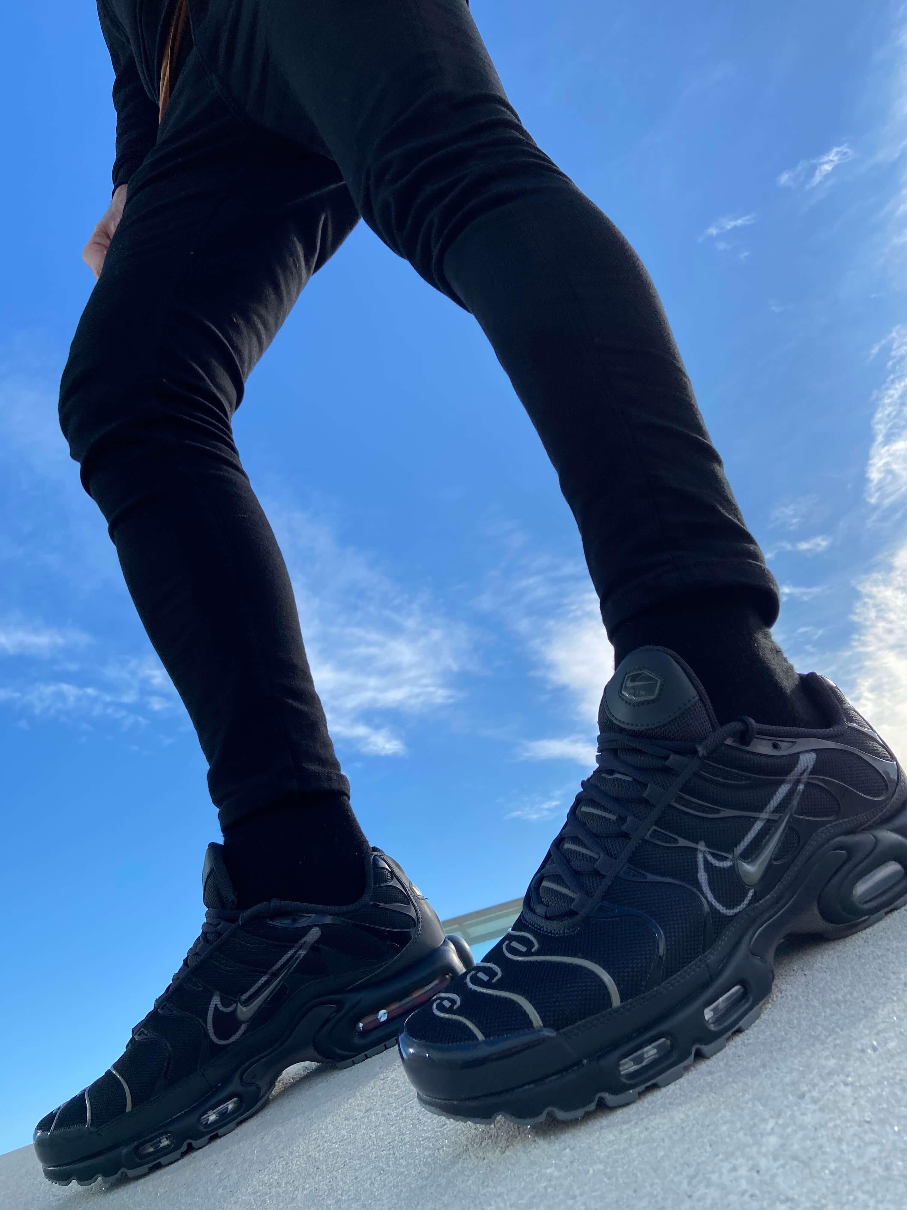 Nike Air Max Plus Black