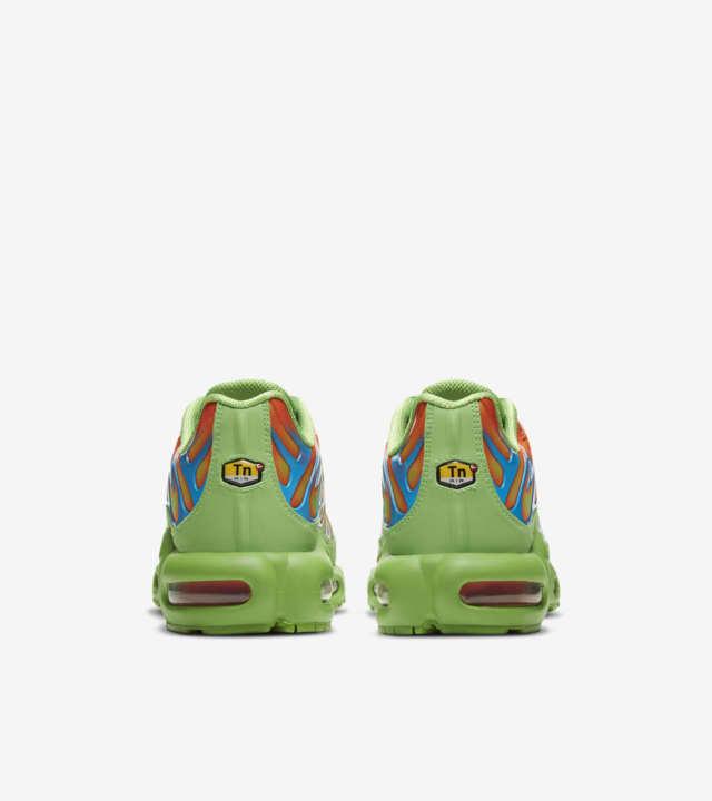 Nike Air Max Plus x Supreme Mean Green