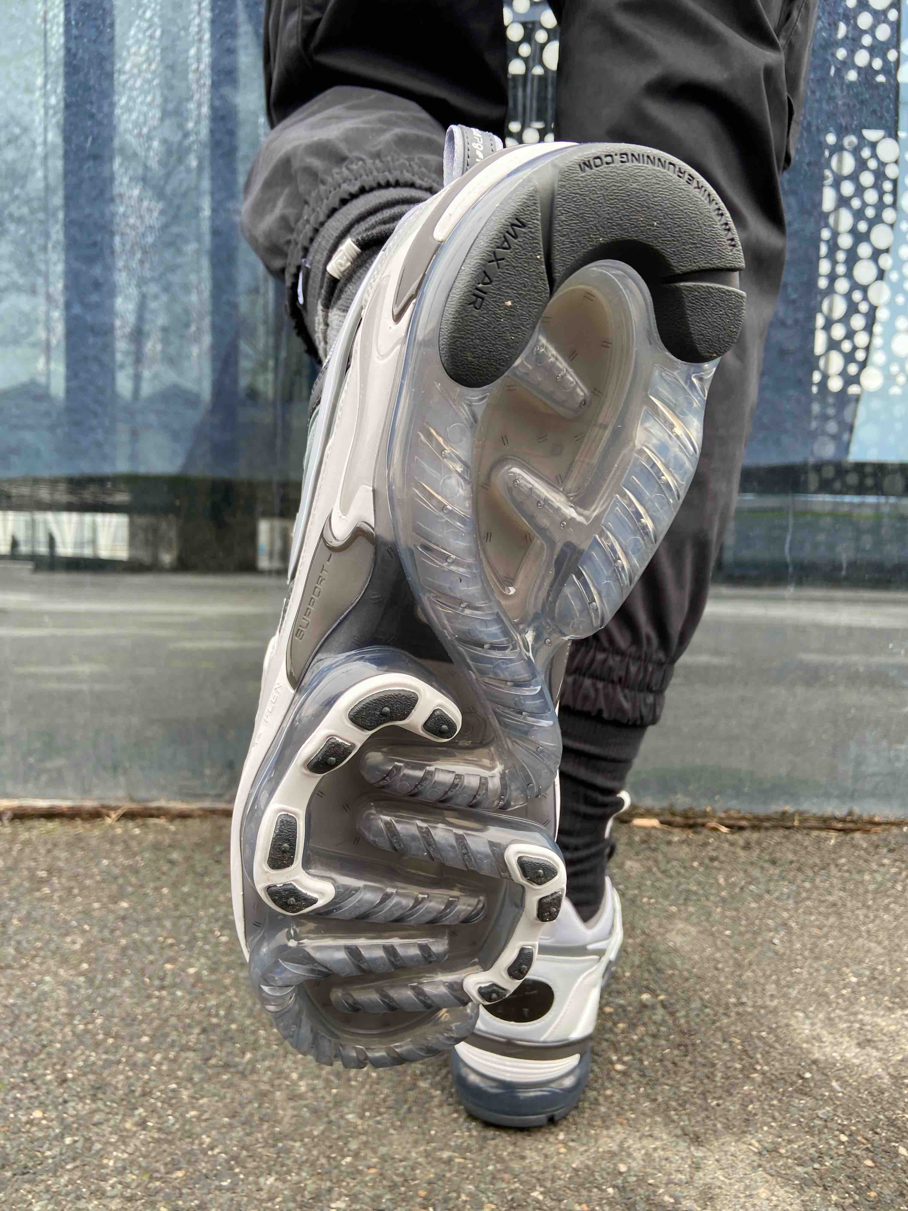 Nike Air VaporMax EVO Wolf Grey