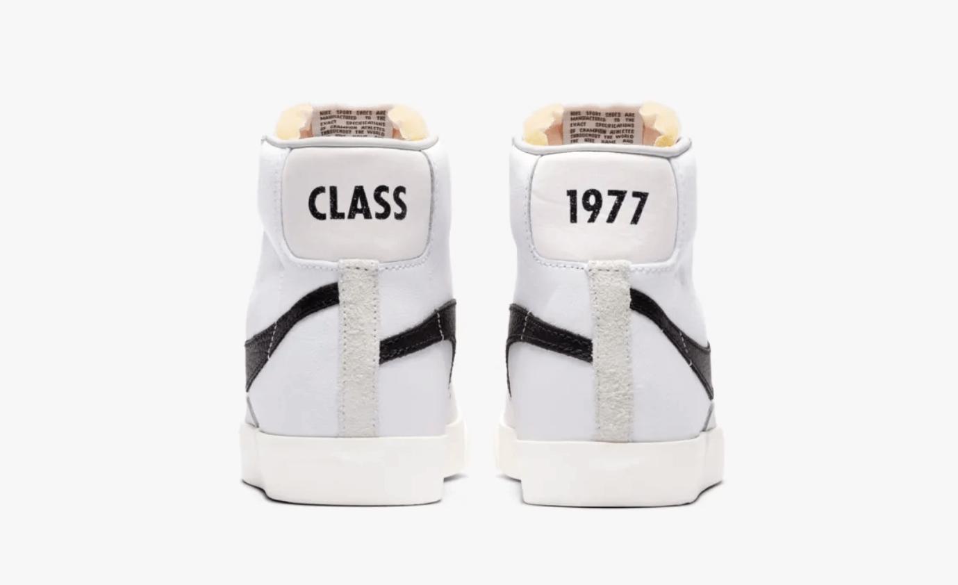 Nike Blaze Mid '77 Slam Jam blancas