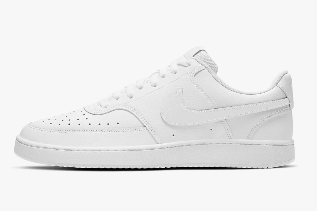 Nike Court Vision Low color blanco 2020