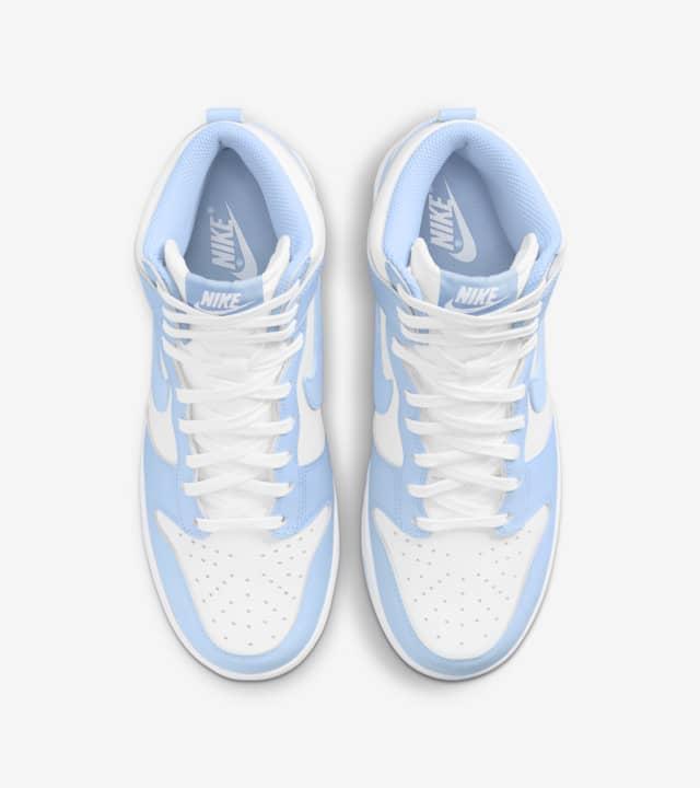 Nike Dunk High Aluminium mujer