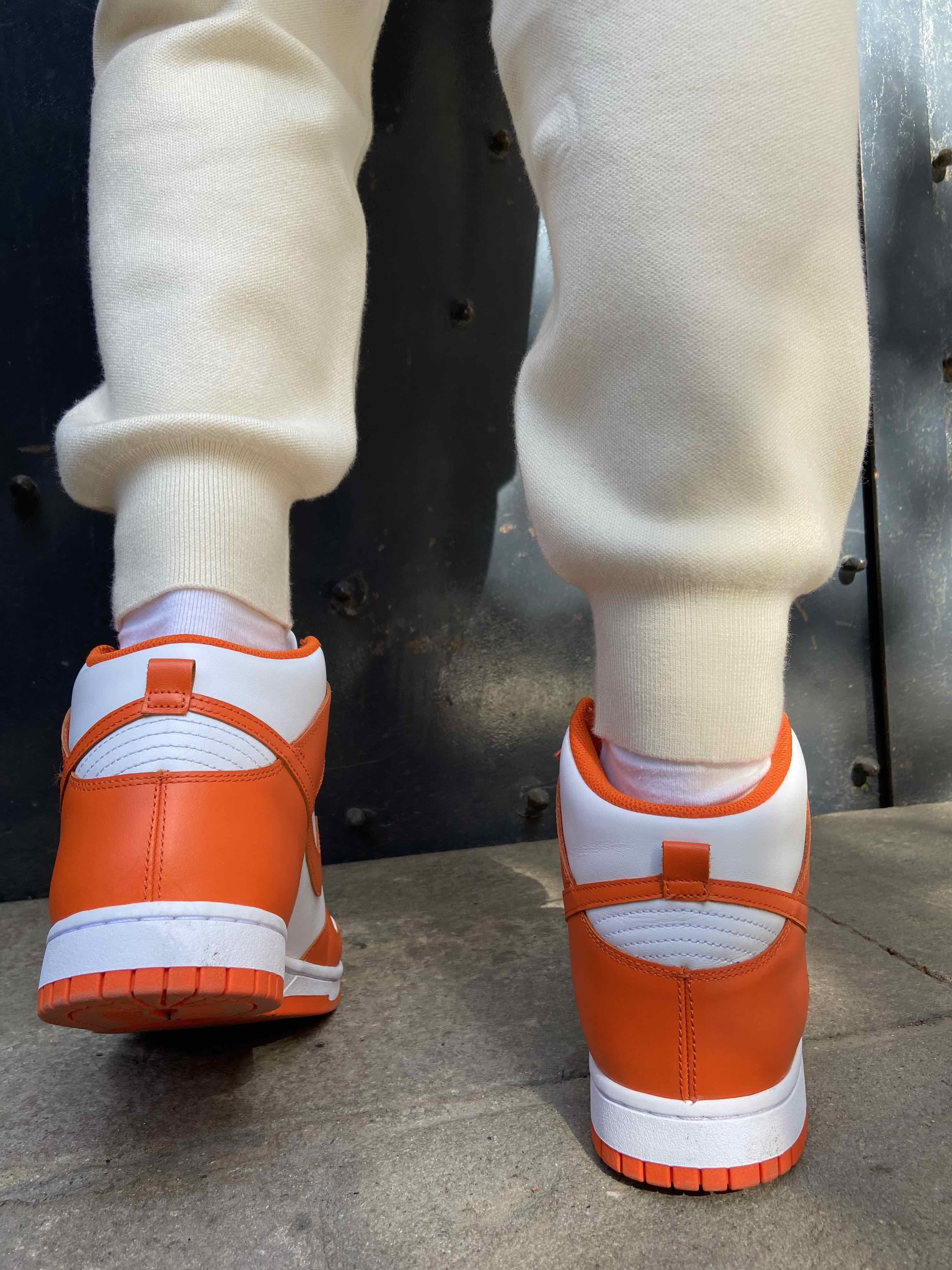 Nike Dunk High Syracuse 2021