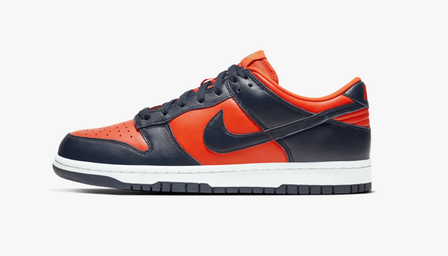 Nike Dunk Low  Champ Colors 2020