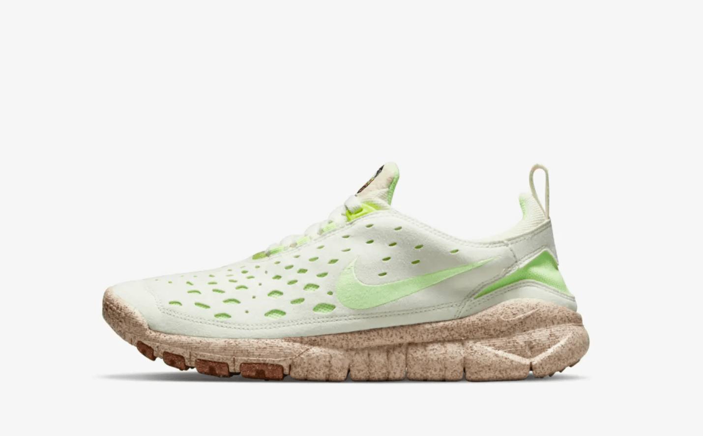 zapatillas Nike Free Run Trail Premium Pineapple 2021