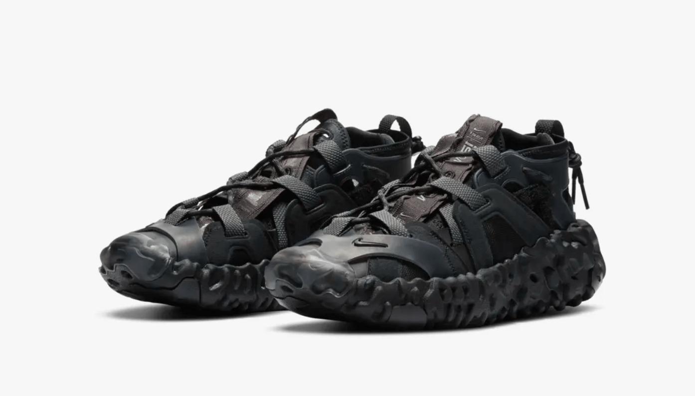 Sandalia Nike Ipsa OverReact thunder grey verano 2020