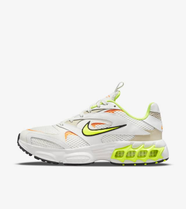 Nike Zoom Air Fire Summit White and Volt