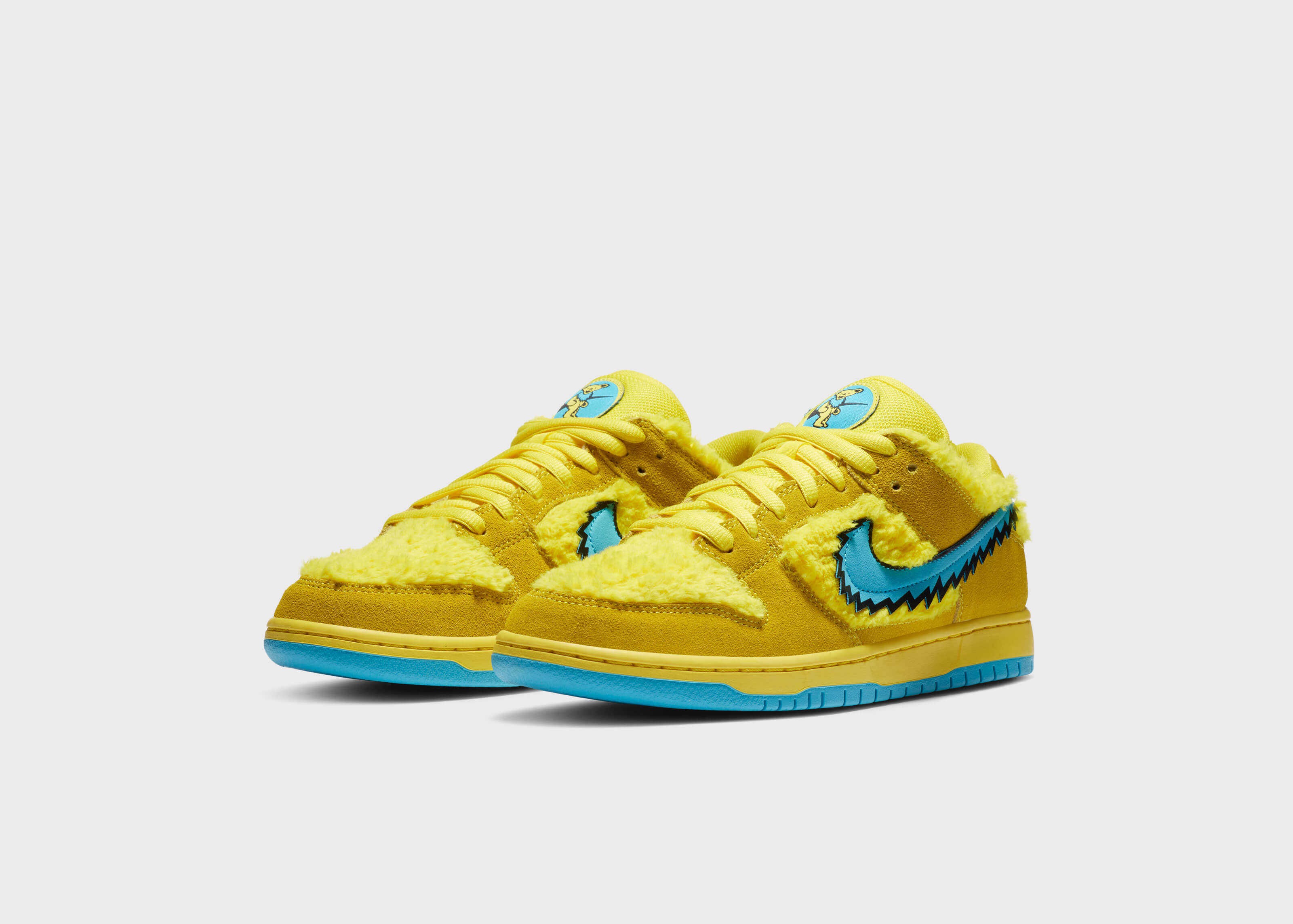 NikeSB DunkLowGratefulDead Amarillo