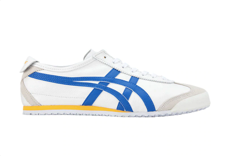 onitsuka tiger mexico 66 high top blanca