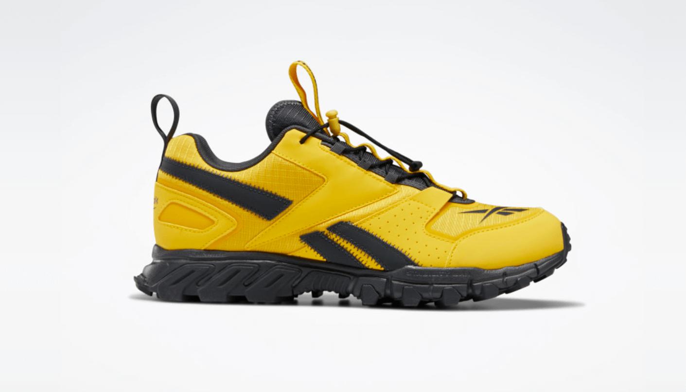 Reebok DMXPERT color amarillo yellow