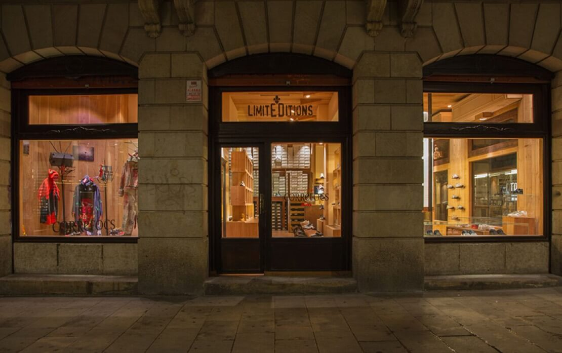 Tienda Limited Editions Barcelona