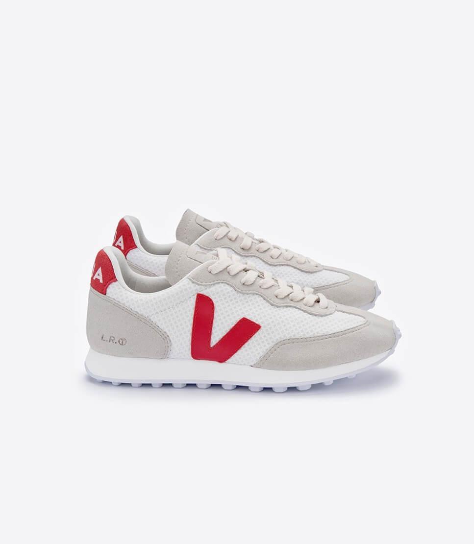 Sudamerica vendedor servilleta  VEJA, SOSTENIBLEMENTE BONITAS | zapatillasysneakers.com