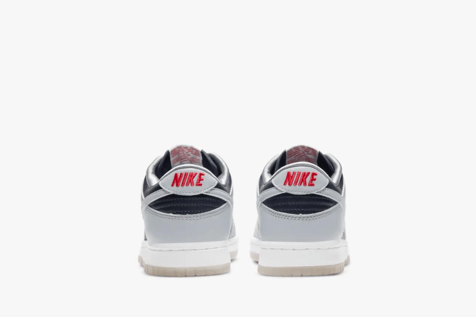 zapatillas Nike Dunk Low College Navy 2021