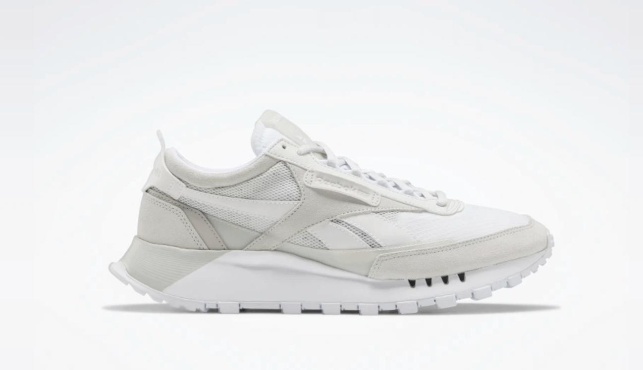 Reebok Classic Legacy 2020  color blanco