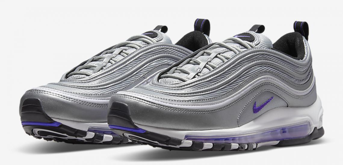 zapatillas Nike Air Max 97 Purple Bullet 2021
