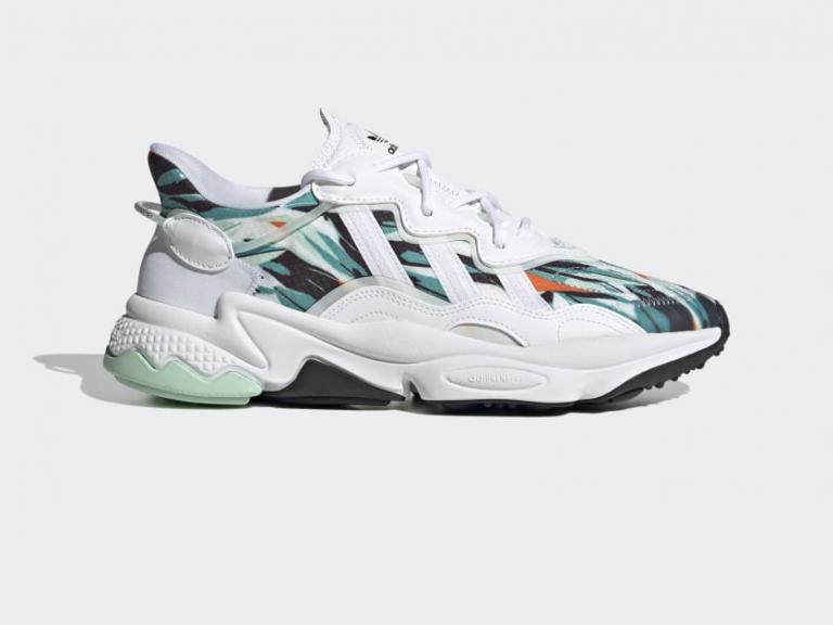 Adidas Ozweego Tropical Blancas