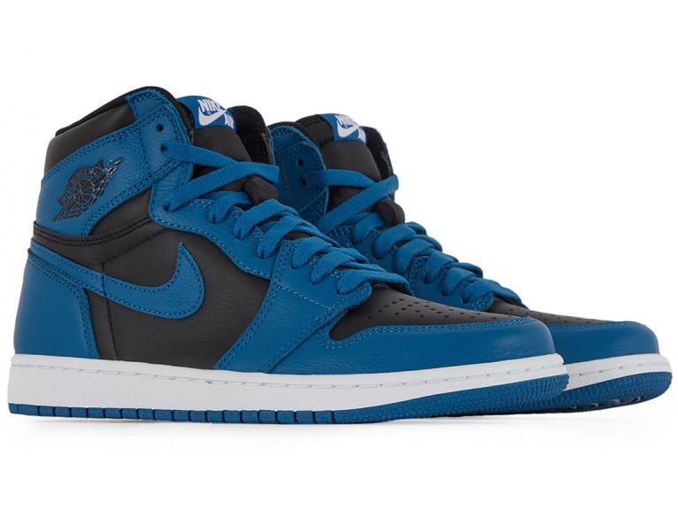 """Air Jordan 1 High """"Dark Marina Blue"""""""