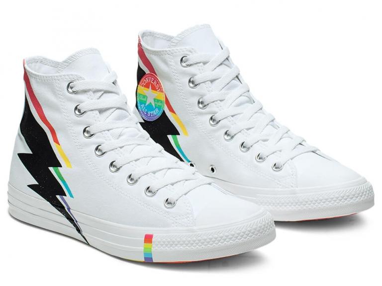 Converse Pride Día del Orgullo LGTBI |