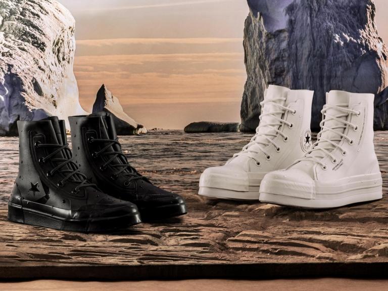 Ambusch x Converse Chuck 70 y Pro Leather