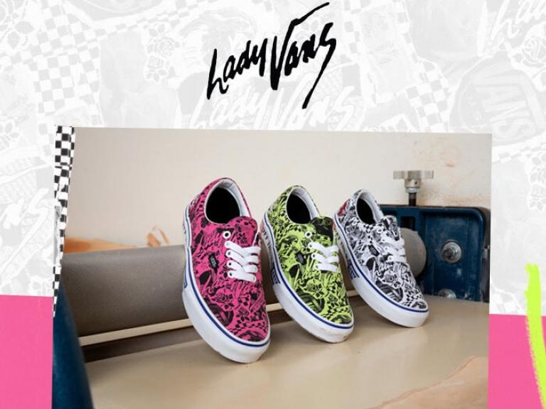 Lady Vans