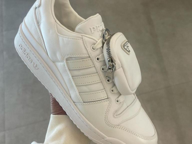 zapatillas Prada x Adidas Forum Low 2021