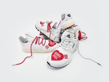 Adidas Pharrel Williams Human Racce X Human Made