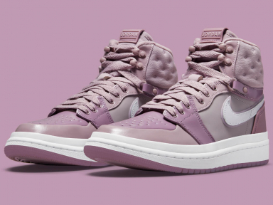 zapatillas Air Jordan 1 Acclimate Acclimate Dusty Pink 2021