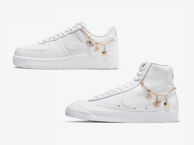 AIR FORCE 1 BLAZER MID LUCKY CHARMS NIKE LX